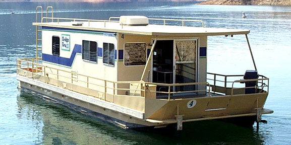 Bridge Bay Resort Shasta Lake Houseboat Rentals